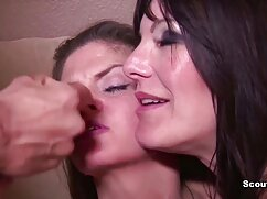 Duro de perforación rubia, mandingo porno